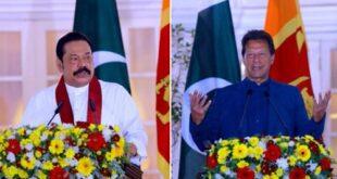 سی پیک کے ذریعے اقتصادی رابطے سری لنکا تک بڑھائے جاسکتے ہیں، وزیراعظم