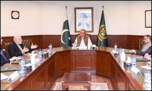 افغانستان میں امن پاکستان اور پورے خطے کیلئے ناگزیر ہے، وزیر خارجہ
