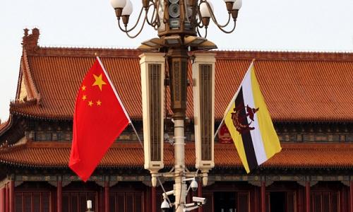 چینی صدر کا برونائی کے قومی دن کے موقع پر مبارکباد کا پیغام