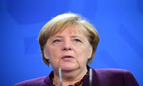 جرمن چانسلر نے کرونا وائرس کی تیسری لہر کا خدشہ ظاہر کر دیا