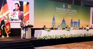 وزیراعظم کی سری لنکا کے تاجروں کو سی پیک منصوبے میں شمولیت کی دعوت