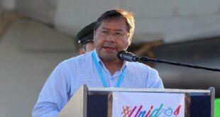 بولیویا کے صدر کی چینی ویکسین لگانے کی مہم میں شرکت