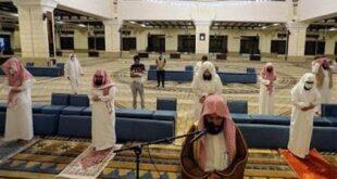 سعودی حکومت، کرونا کیسز سامنے آنے پر 10 مساجد عارضی طور پر بند