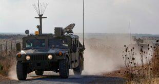 اسرائیل کا شام کے دارالحکومت کے گردونواح میں میزائلوں سے حملہ