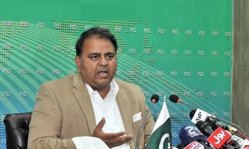 سینیٹ انتخابات کے لئے 24 گھنٹے میں ٹیکنالوجی فراہم کر سکتے ہیں، چوہدری فواد حسین