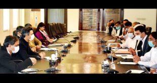 وزیر خزانہ کا تعمیراتی صنعت کو فروغ دینے کے حکومتی عزم کا اعادہ