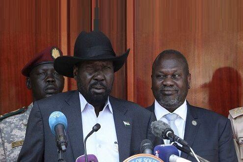 جنوبی سوڈان کے صدر نے جنرل سانٹینوڈینگ وول کو ملک کا نیا آرمی چیف نامزد کر دیا