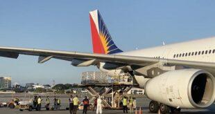 چینی کورونا ویکسین کی پانچ لاکھ خوراکوں پر مشتمل دوسری کھیپ فلپائن پہنچا دی گئی