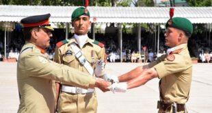 پاکستان امن کے لئے پرعزم ہے، جنرل ندیم رضا
