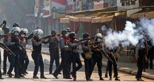 میانمار، مظاہرہ کرنے والوں پر سکیورٹی فورسز کا کریک ڈاؤن، 80 افراد ہلاک