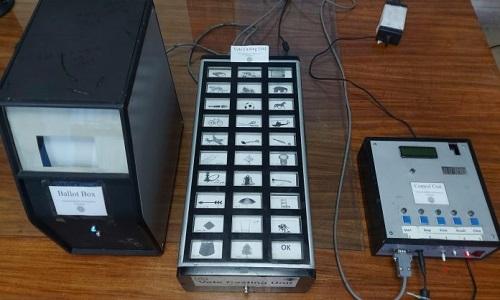 الیکشن کمیشن کو الیکٹرانک ووٹنگ مشینوں کے استعمال کی اجازت دے دی گئی
