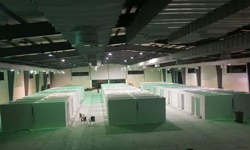 کراچی میں سندھ کے سب سے بڑے کرونا ویکسینیشن سینٹر کا افتتاح