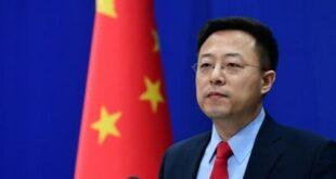 """کیا امریکی اقلیتیں اب """"آزادانہ طور پر سانس لے سکتی ہیں""""؟ چینی وزارت خارجہ"""
