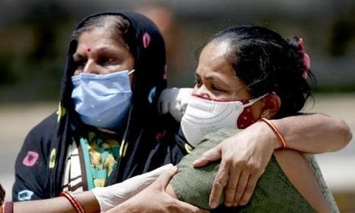 بھارت میں کووڈ۔۱۹ کے کیسز کی تعداد بیس ملین سے تجاوز کرگئی