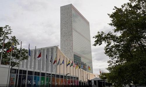 اقوام متحدہ کے سلامتی کونسل کی افغانستان میں ہونے والے دہشت گرد حملے کی شدید مذمت