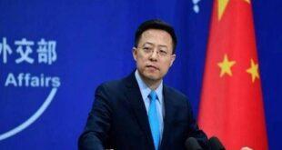 جی 7 بیانات میں چین پر کڑی تنقید کی گئی ہے جو ناقابلِ قبول ہے، چین