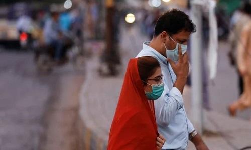 گزشتہ 24 گھنٹوں کے دوران ملک بھر میں 838 افراد میں کورونا وائرس کی تصدیق