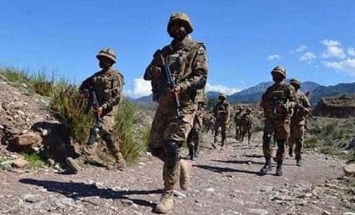 بلوچستان میں سیکیورٹی فورسز کا آپریشن، 2 دہشتگرد ہلاک