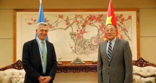 دنیا کو دو بڑے چیلنجز درپیش ہیں ، اقوام متحدہ میں چینی سفیر