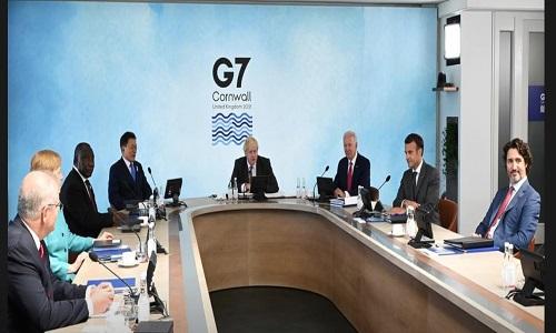G-7 40 US$ Trillion Program: Development or Rivalry