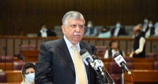 قومی اسمبلی میں 8 ہزار 487 ارب روپے حجم کا آئندہ مالی سال کا وفاقی بجٹ پیش کر دیا گیا