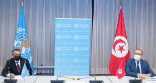 تیونس کا عالمی ادارہ صحت سے کرونا ویکسین کی مزید خوراکوں کا مطالبہ