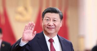 چینی کمیونسٹ پارٹی کی تاریخ کے حوالے سے، شی جن پھنگ کے مضمون کی اشاعت