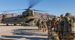 نیٹو نے افغان فوجیوں کی ٹریننگ کیلئے قطر سے فوجی اڈہ مانگ لیا