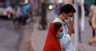 اسلام آباد میں کرونا مثبت کیسزکی شرح ایک فیصد تک پہنچ گئی ہے، ڈی ایچ او