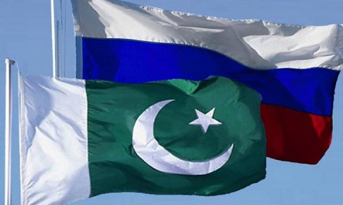 پاکستان اور روس کا باہمی تجارتی حجم بڑھانے کیلئے مشترکہ کوششیں کرنے پراتفاق