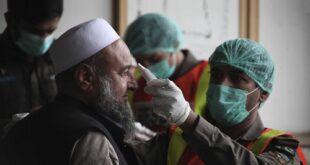 کرونا وائرس: ملک میں اموات کی تعداد میں بتدریج کمی