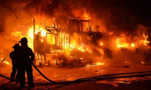 کینیڈا کے صوبہ برٹش کولمبیا میں ہنگامی صورتحال کا اعلان