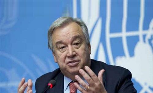 اقوام متحدہ کے سیکرٹری جنرل کی بغداد بم دھماکے کی مذمت