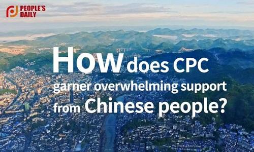 چینی عوام کمیونسٹ پارٹی آف چائنا کو کیوں اس قدر پسند کرتے ہیں؟