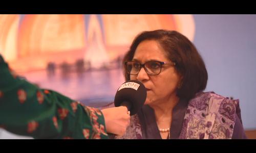 ایف ایم 98 دوستی چینل بہت پیشہ ورانہ انداز سے آگے بڑھ رہا ہے، نغمانہ ہاشمی سابق سفیر پاکستان