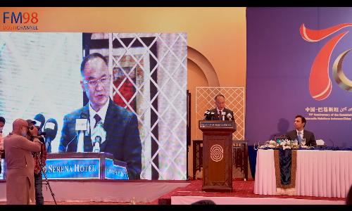 چین اور پاکستان اہم خدشات پر ہمیشہ ایک دوسرے کی حمایت کرتے رہے ہیں، چینی سفیر