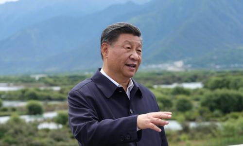 دورہ تبت کے دوران صدر شی جن پھنگ کی ماحولیاتی تحفظ کے حوالے سے اہم ہدایات