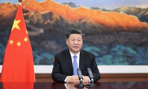 ایشیاء و بحرالکاحل خطے میں جلد اعلیٰ معیار کے حامل آزاد تجارتی زون کا قیام عمل میں لایا جائے، چینی صدر