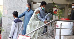 ملک بھر میں 2 ہزار 579 افراد میں کورونا وائرس کی تصدیق