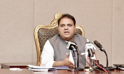 بھارت غیرجانبدار صحافیوں کو غیرقانونی زیر قبضہ جموں و کشمیر میں جانے کی اجازت دے: وزیر اطلاعات