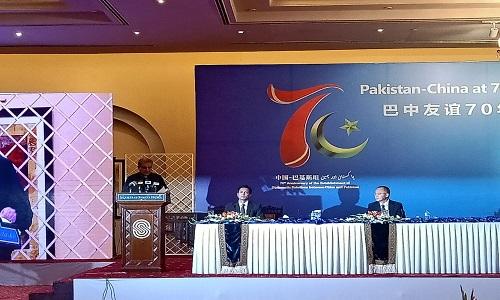 پاکستان سی پیک کو عوام کی خوشحالی اور ترقی کی راہداری بنانے کیلئے پرعزم ہے: وزیر خارجہ