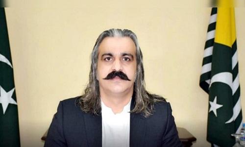 مقبوضہ کشمیر میں جھوٹے سرچ آپریشنز میں قتل کے واقعات ایک معمول کی کارروائی بن چکی ہے، علی امین گنڈاپور