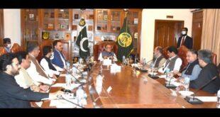 کوئٹہ: بلوچستان سینٹرل ایشیاء تک رسائی کا بہترین ذریعہ ہے، صدر مملکت ڈاکٹر عارف علوی