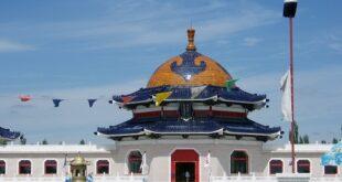 اردوس شہر اور چنگیز خان کا مقبرہ