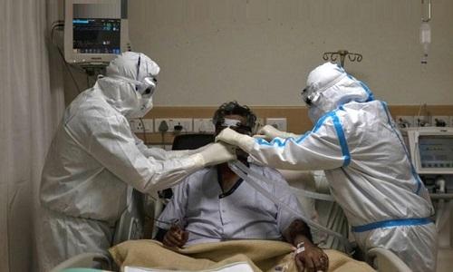 کرونا سے مزید 60 افراد جاں بحق، مثبت کیسز کی شرح 9.06 فیصد ہوگئی