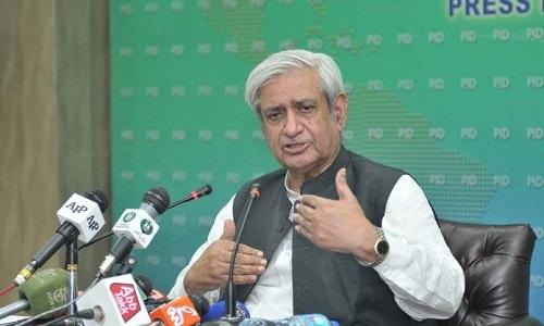 پاکستان میں رواں سال کپاس کی پیداوار میں اضافہ ہوا ہے، وفاقی وزیر سید فخر امام