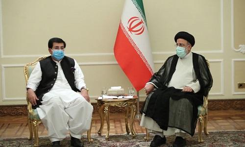 بلوچستان کو بلاتعطل بجلی فراہمی کا مسئلہ فوری حل کیا جائے گا، ایرانی صدر