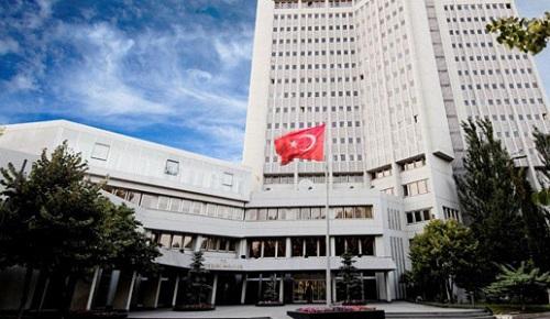 ترکی مزید مہاجرین کا بوجھ برداشت نہیں کرے گا، ترک وزارت خارجہ