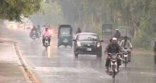 کراچی میں کل سے 2 اکتوبر تک طوفانی بارشوں کا امکان