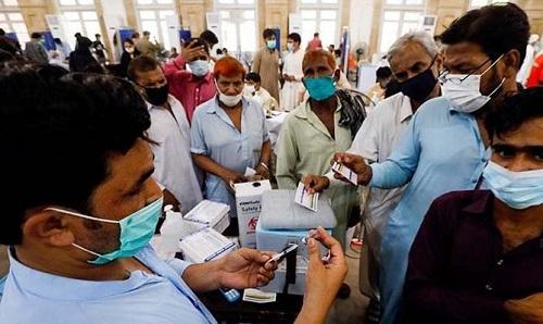 کراچی میں کرونا کے مثبت کیسز کی شرح 8 فیصد ریکارڈ